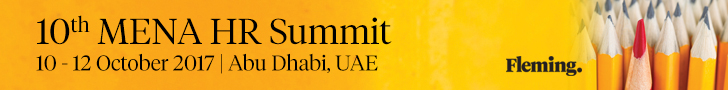 Fleming: 10th MENA HR Summit