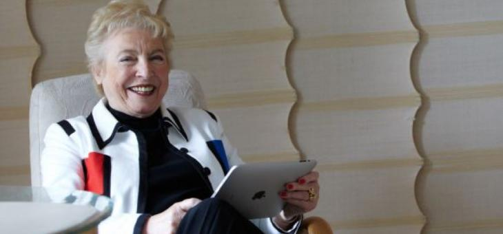 "Guest Post from Dame Stephanie Shirley: ""Leaders are different"""