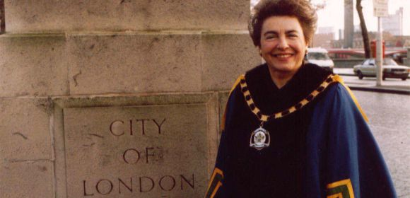 Dame Stephanie Shirley City of London