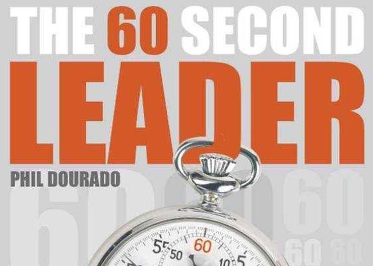 The 60 Second Leader Book