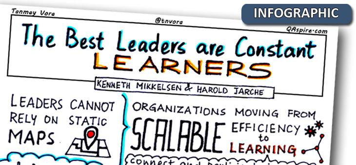 The Best Leaders are Constant Learners
