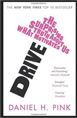 Drive: The Three Things that Drive You and the People You Lead